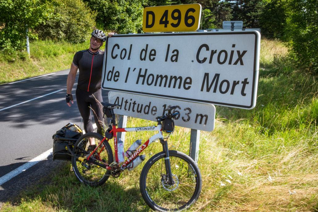 #33: Col de la Croix de l'Homme Mort [1.163m]