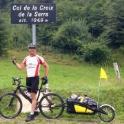Col de la Croix de la Serra [@ Ms. H.]